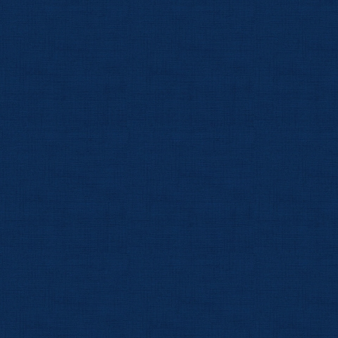 Makower UK, Linen Texture, Navy