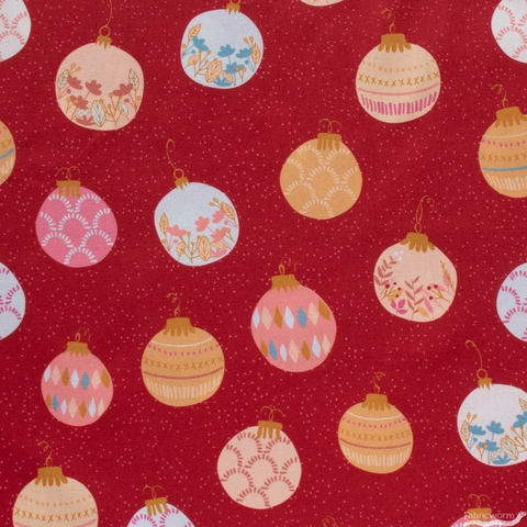 Maureen Cracknell for Art Gallery, Cozy & Magical, Deck the Halls