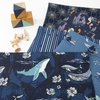 Maureen Cracknell for Art Gallery, Enchanted Voyage, Night in FAT QUARTERS 5 Total (PRECUT)
