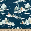 Maureen Cracknell for Art Gallery Fabrics, Cozy & Joyful, Snowfall Bundle 7 Total