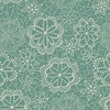 Maureen Cracknell for Art Gallery Fabrics, Fleet & Flourish, Lace In Bloom Sky