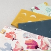 Maureen Cracknell for Art Gallery Fabrics, Nightfall, Lunation Bright