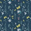 Maureen Cracknell for Art Gallery Fabrics, Nightfall, Magical Gust Crisp