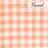 Maureen Cracknell for Art Gallery, Flannel, Plaid of My Dreams Blush