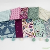 Maureen Cracknell for Art Gallery, Mystical Land, Mirage in FAT QUARTERS 10 Total
