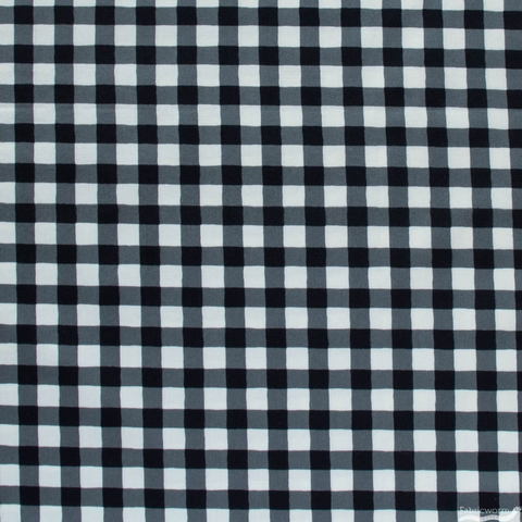 Maureen Cracknell for Art Gallery, Plaid of my Dreams Small Snow