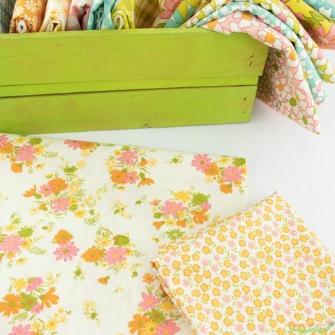 Maureen McCormick for Moda, A Blooming Bunch, Ditsy Multi