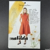 Megan Nielsen, Sewing Pattern, Matilda Dress