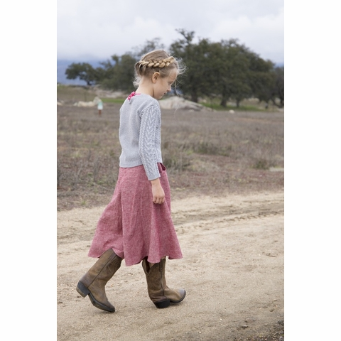 Megan Nielsen, Sewing Pattern, Mini Tania Culottes