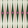 Melody Miller for Cotton + Steel, Playful, Backgammonish Green Natural