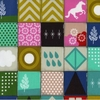 Melody Miller for Cotton + Steel, Playful, Memory Aqua Multi