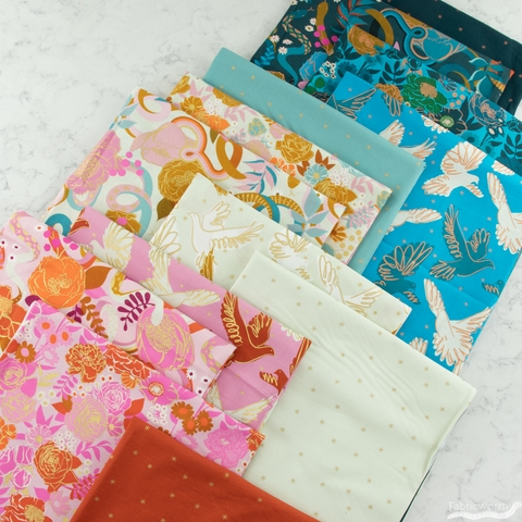 Melody Miller for Ruby Star Society, Rise Collection Bundle 13 Total