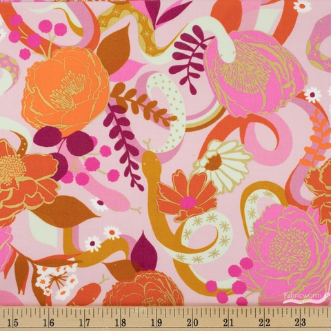 Melody Miller for Ruby Star Society, Rise, Dream Peony Metallic