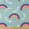Melody Miller for Ruby Star Society, Social, Hello Metallic Soft Blue