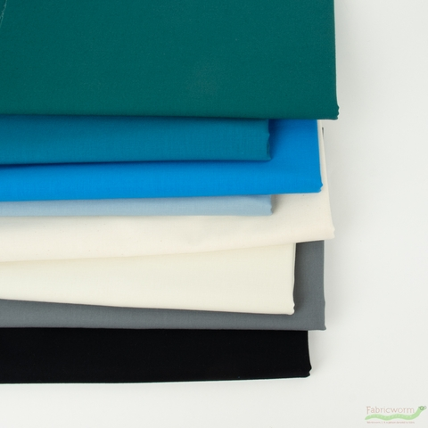 Moda, Bella Solids, Dark Teal