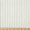 Moda, Boro Woven Foundations, Ticking Stripe Bright Cream