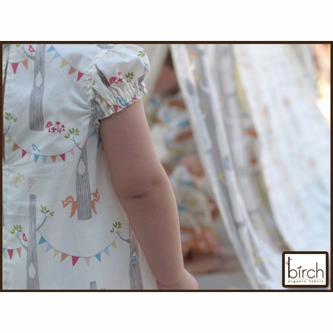 Monaluna for Birch Organic Fabrics, Circa 52, Woodland Party