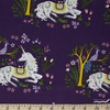 Monaluna Organic Fabric, Magical Creatures, Unicorn Dreams