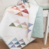 Mountain Air Quilt Kit by Alderwood Studio Featuring London Calling Lawn (PRECUT)
