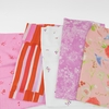 Nani Iro, DOUBLE GAUZE, Blossom in HALF YARDS 5 Total