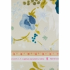 Nani Iro, SATEEN, Birds and Blooms Dove