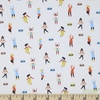 Naomi Wilkinson for FIGO, Perfect Day, Dancers White Multi