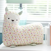 Needle Creations by Fabric Editions, Fabric Pillow Kit, Llama
