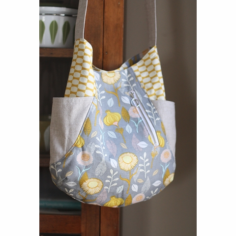 Noodlehead, Sewing Pattern, 241 Tote