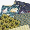 Odile Bailloeul for Free Spirit, Land Art in FAT QUARTERS 5 Total