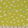 Oka Emi for Cotton and Steel, Once Upon A Time, Flying Ribbon Citron