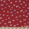 Oka Emi for Cotton and Steel, Once Upon A Time, Flying Ribbon Red