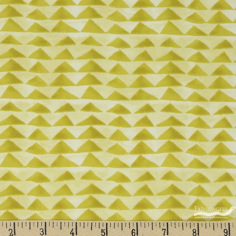 Oka Emi for Cotton and Steel, Once Upon A Time KNIT, Little Mountain Citron