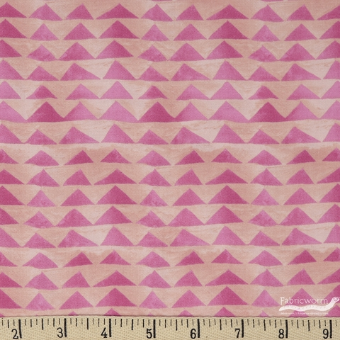 Oka Emi for Cotton and Steel, Once Upon A Time, Little Mountain Pink