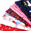 Oka Emi for Cotton + Steel, Once Upon A Time, Nya Nya Navy and Red Bundle 7 Total
