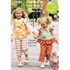 Olive Ann Designs, Sewing Pattern, Cutie Pie Top & Pants