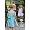 Olive Ann Designs, Sewing Pattern, Penelope Dress & Matching Doll Dress