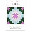 Patchwork & Poodles, Sewing Pattern, Etoile Quilt