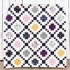 Patchwork & Poodles, Sewing Pattern, Modern Crossing Quilt