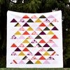 Patchwork & Poodles, Sewing Pattern, Spyglass Quilt