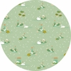 Patrick and Andrea Patton for Birch Organic Fabrics, Swan Lake, Main Mint
