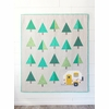 Pen + Paper, Sewing Patterns, Up North Quilt
