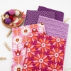 Pippa Shaw for FIGO, Midsommar, Ditsy Floral Purple