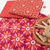 Pippa Shaw for FIGO, Midsommar, Tiles Red