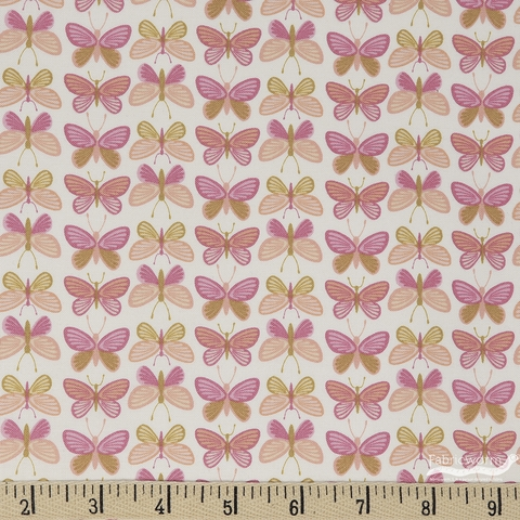 Pippa Shaw for FIGO, Mountain Meadow, Fluttering Pink