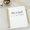 Plan To Quilt Organizer by Shannon Gillman Orr