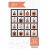 Prairie Grass Designs by April Rosenthal, Sewing Pattern, Jack Quilt