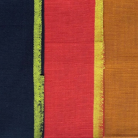 Alexia Marcelle Abegg for Ruby Star Society, Warp & Weft Wovens, Chore Coat Persimmon