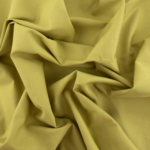 PREORDER NOW, Birch Organic Fabrics, Mod Basics, Solid Golden Flax