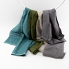 PREORDER NOW, Birch Organic Fabrics, Solid Linen, Charcoal