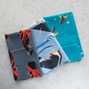 Charley Harper for Birch Fabrics, Coastal, Small Squid and Whale
